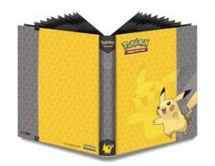 Ultra Pro Pokemon Pikachu 9-Pocket Pro Binder (#84372)