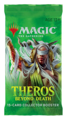 Theros Beyond Death Collector Booster Pack [15 Cards]