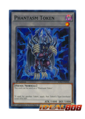 Phantasm Token - SDSA-EN048 - Common - 1st Edition