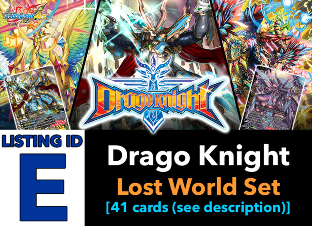 # Drago Knight [S-BT04 ID (E)]