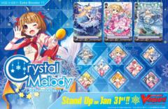 # Crystal Melody [V-EB11 ID (D)] VR Bermuda Triangle Base Set [4 of each SVR's, RRR's, RR's, R's, & C's]