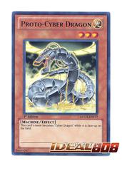 Proto-Cyber Dragon - LCGX-EN177 - Ultra Rare - 1st Edition