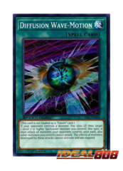 Diffusion Wave-Motion - SBLS-EN008 - Common - 1st Edition