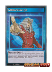 Millennium Eye - SS01-ENCS3 - Common - 1st Edition