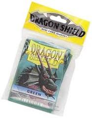 Dragon Shield Small Green (50ct)