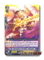 Swordsman of the Blaze, Palamedes - BT03/066EN - C