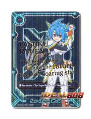 Star Dragon World (Flag) [H-BT04/0114EN Secret (FOIL)] English