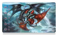 Trinity Dragons by Monte Moore Ultra Pro Playmat (#82827)