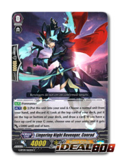Lingering Night Revenger, Conrad - G-BT09/062EN - C