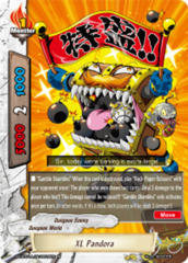 XL Pandora [X2-BT01A-SP/0022EN R (Parallel FOIL)] English
