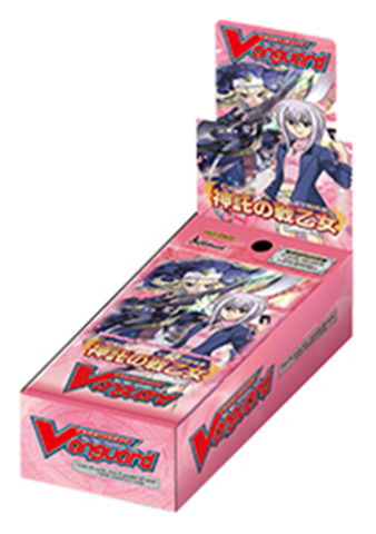 CFV-EB05 Celestial Valkyries (English) Cardfight Vanguard Extra Booster Box