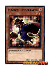 Magical Undertaker - SR08-EN019 - Common - 1st Edition