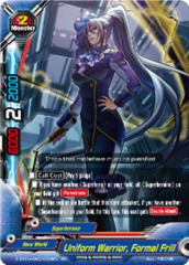 Uniform Warrior, Formal Frill [D-BT01A-EB02/0008EN RR (FOIL)] English