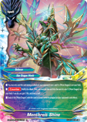 Menthreit Shine [S-BT02A-SP/0010EN R (Glossy)] English