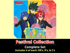 # Festival Collection  [V-SS03] Complete Set [4 of each RR