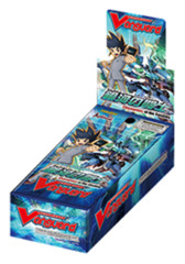 CFV-EB08 Champions of the Cosmos (English) Cardfight Vanguard Extra Booster Box