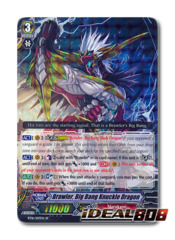 Brawler, Big Bang Knuckle Dragon - BT16/S07EN - SP