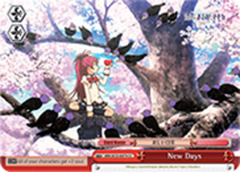 New Days [MM/W35-E079 CC] English
