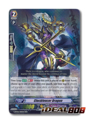 Clockfencer Dragon - G-BT05/010EN - RRR