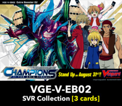 # Champions of the Asia Circuit (V-EB02) Special Vanguard Rare Collection x1 [Includes 1 of each SVR's (3 total)]