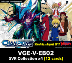# Champions of the Asia Circuit (V-EB02) Special Vanguard Rare Collection Playset [Includes 4 of each SVR's (12 total)]