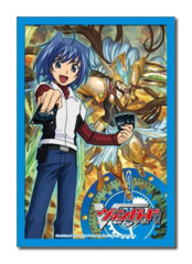 Bushiroad Cardfight!! Vanguard Sleeve Collection (53ct) Vol.33 Claw of the Silver Wolf