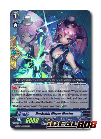 Darkside Mirror Master - G-BT05/020EN - RR