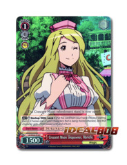 Crescent Moon Shopowner, Marielle [LH/SE20-E18 C (FOIL)] English