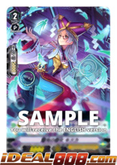 Miko of Spiritual Light, Kinuka - V-TD05/005EN (Regular)