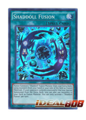 Shaddoll Fusion - MP15-EN103 - Super Rare - 1st Edition