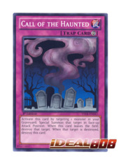 Call of the Haunted - YSYR-EN042 - Common - 1st Edition