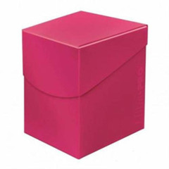 Ultra Pro Eclipse 100+ Deck Box - Hot PInk (#85691)
