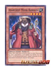 Anarchist Monk Ranshin - BP02-EN092 - Common - 1st