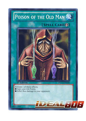 Poison of the Old Man - YS11-EN029 - Common - 1st Edition