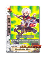 Missle Magician, Addrick - BT03/0039EN (R) Rare