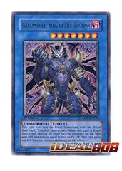Garlandolf, King of Destruction - ABPF-EN039 - Ultra Rare - Unlimited Edition