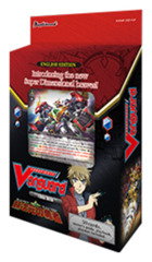 CFV-TD12 Dimensional Brave Kaiser (English) Cardfight Vanguard Trial Deck