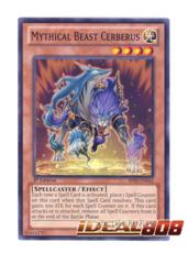 Mythical Beast Cerberus - BP02-EN042 - Common - 1st