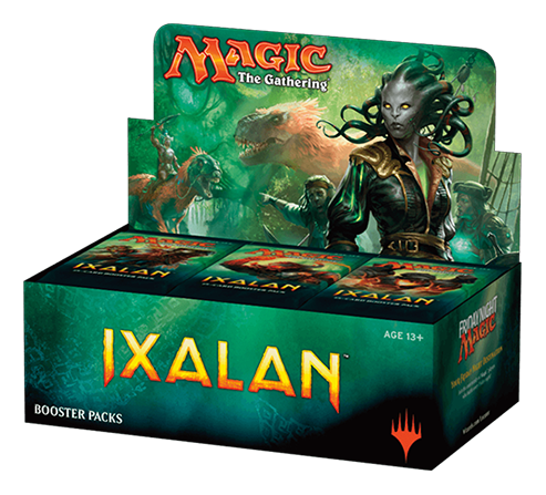 Ixalan (XLN) Booster Box