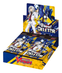 CFV-V-BT04 Vilest! Deletor (English) Cardfight Vanguard V-Booster Box