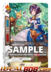 White Snow Princess, Christa [S-UB02/0016EN RR (FOIL)] English