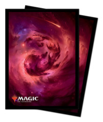 Magic the Gathering Celestial Mountain Ultra Pro Standard Sleeve 100ct. (#18287)