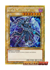 Dark Magician - MVP1-ENGV3 - Gold Secret Rare - Limited Edition