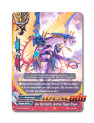 Blue Sky Knights, Systemic Dagger Dragon [D-BT01/0053EN U] English