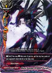 Black Savage Dragon, Zerion [D-BT02/0108EN C] English