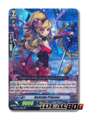 Darkside Princess - G-BT05/019EN - RR