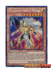 Palladium Oracle Mahad - MVP1-ENS53 - Secret Rare - 1st Edition