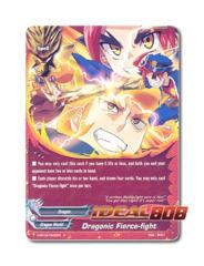 Dragonic Fierce-fight [H-BT04/0082EN C (FOIL)] English