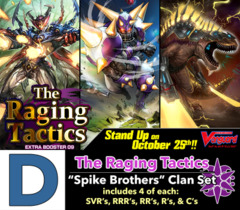 # The Raging Tactics [V-EB09 ID (D)] SVR