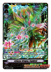 Arboros Dragon, Sephirot - V-EB10/SV03EN - SVR (Hot Stamp)